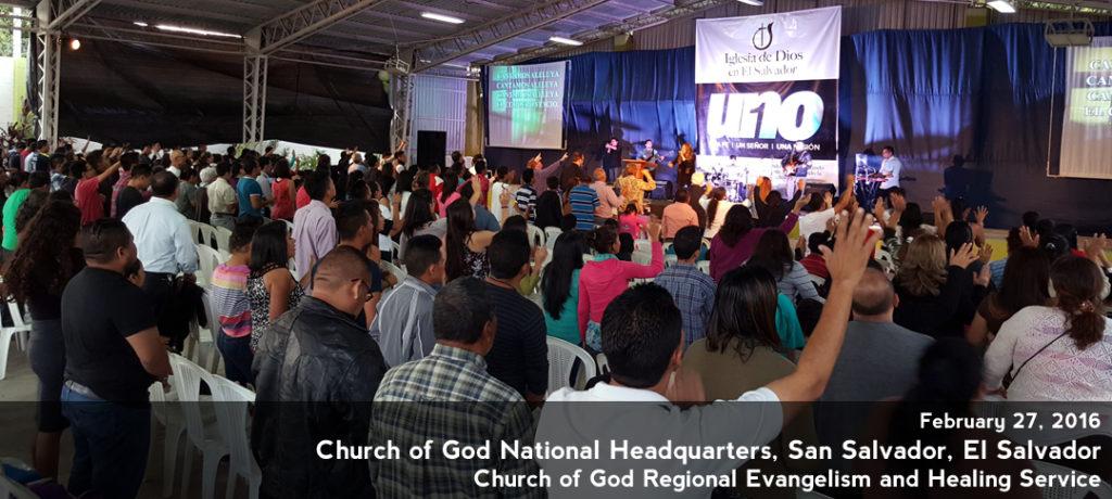 Church of God National Headquarters, San Salvador, El Salvador
