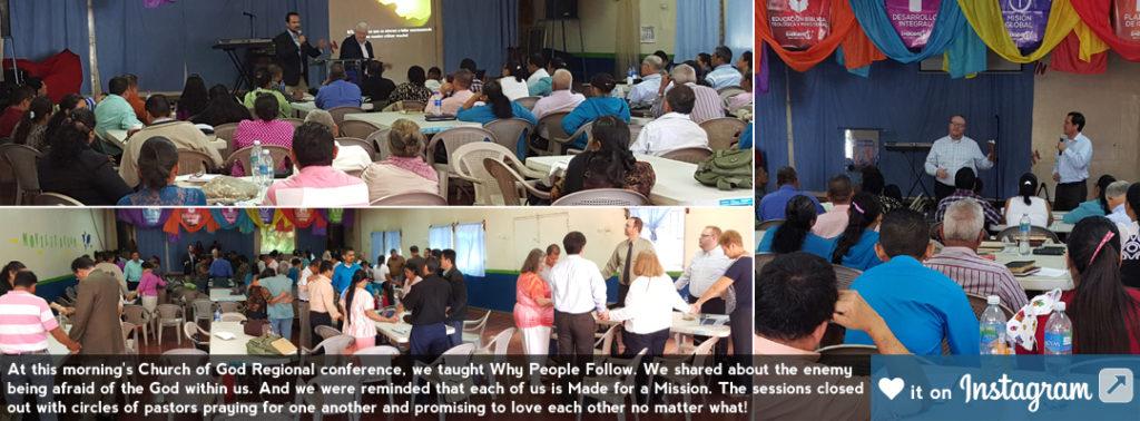 Training Pastors #ES16