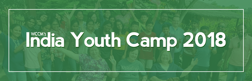 WCCM's India Youth Camp 2018