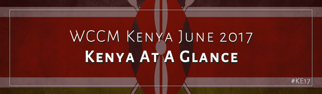 Kenya June 2017 at a Glance